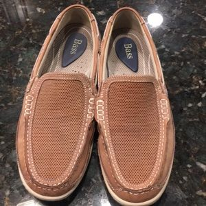 Men's Bass loafers NWOT size10
